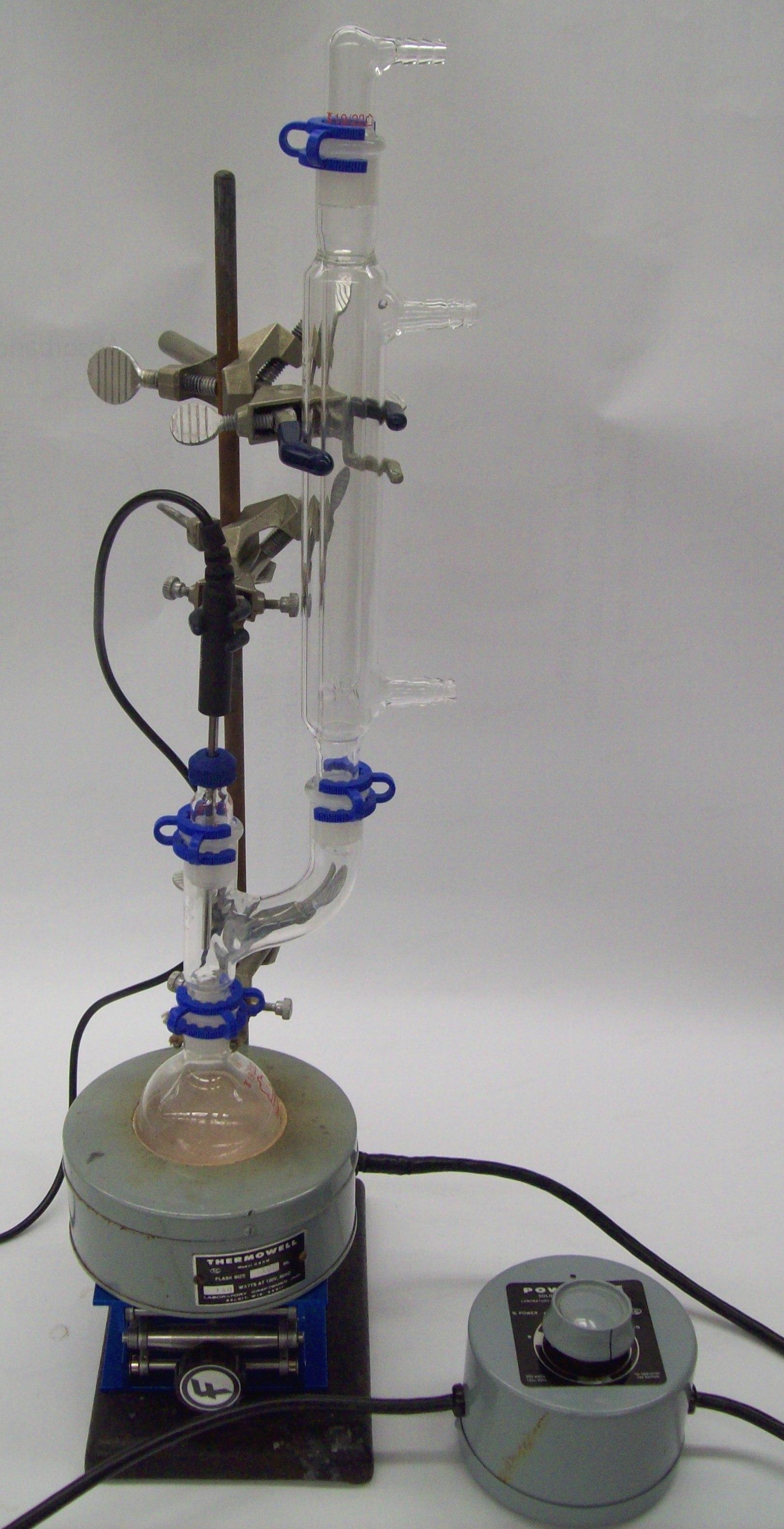 vapor pressure lab